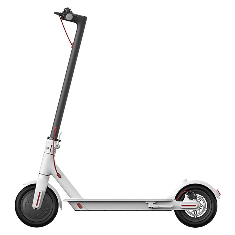 Электросамокат Xiaomi Mi Electric Scooter 1S - White
