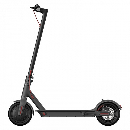 Электросамокат Xiaomi Mi Electric Scooter 1S - Black